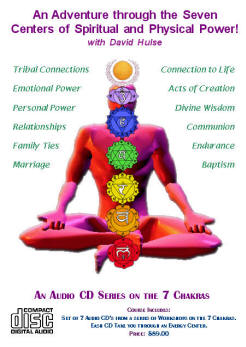 how to move energy through chakras
